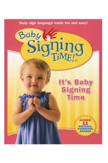 Baby Signing Time! Volume I