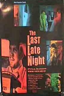 The Last Late Night