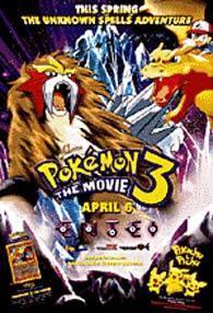 Pokémon 3  - Pokémon 3: The Movie