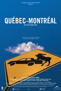 Dálnice Quebec-Montreal