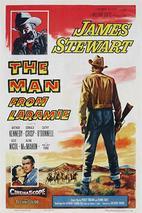 Plakát k filmu: Muž z Laramie