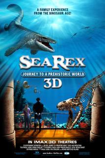 SeaRex 3D: Výprava do časů dinosaurů