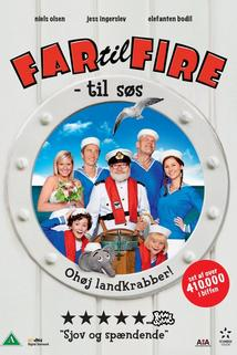Far til fire: Til søs