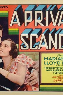 A Private Scandal