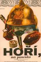 Plakát k filmu: Hoří, má panenko