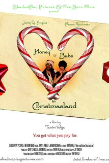 Honey and Babe in Christmasland