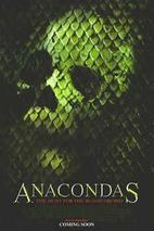 Plakát k filmu: Anakonda: Honba za krvavou orchidejí