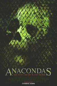 Anakonda: Honba za krvavou orchidejí
