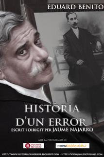 Història d'un error