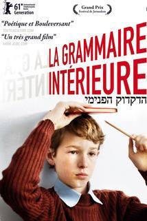 Pravidla vnitřní gramatiky