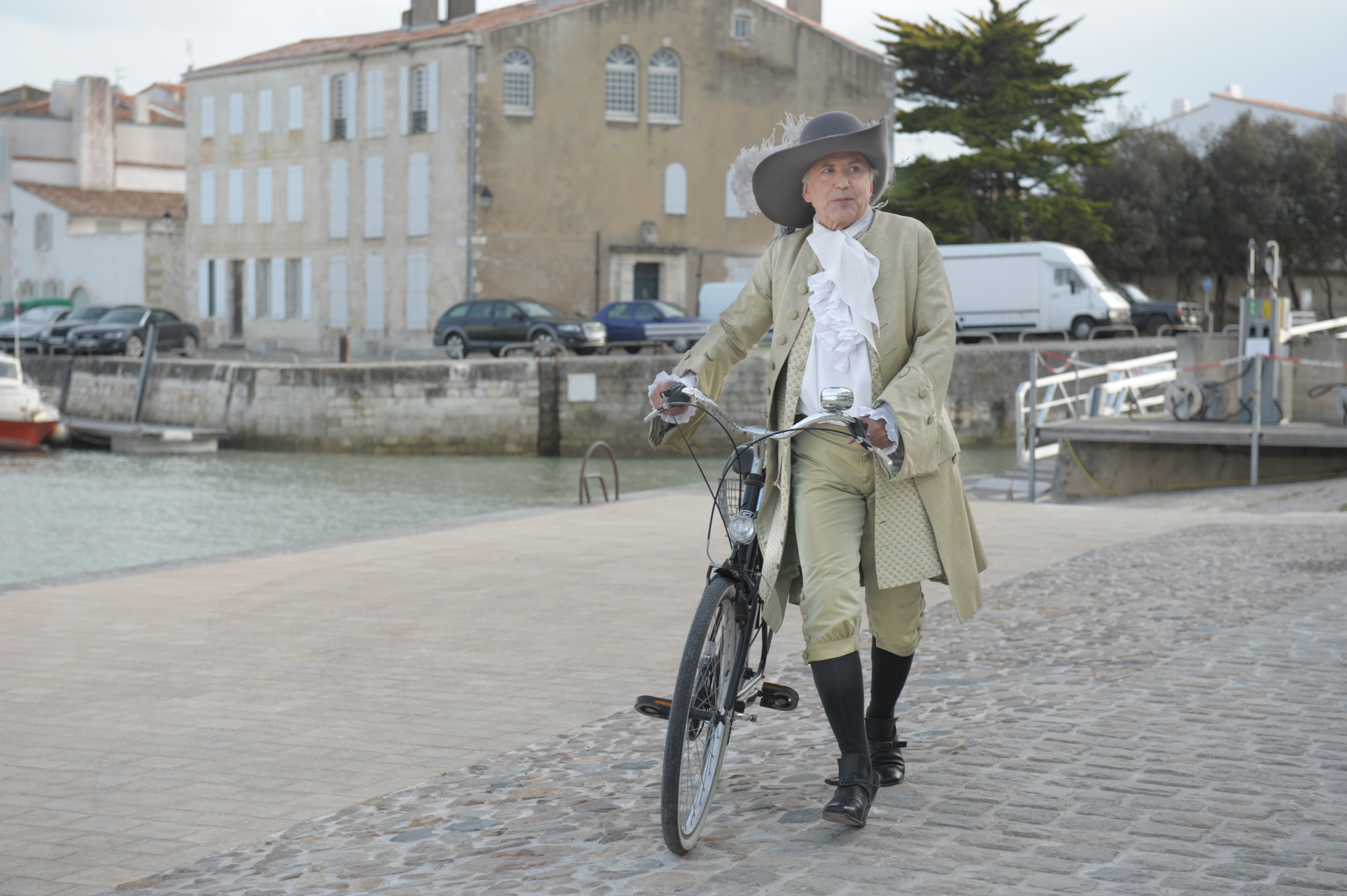 S Molièrem na kole