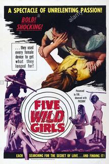 Cinq filles en furie