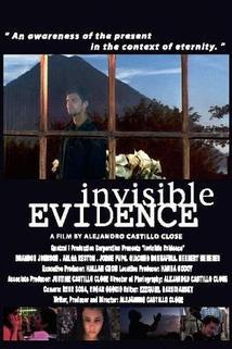 Evidencia invisible