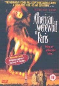 Americký vlkodlak v Paříži