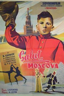 Zdravstvuy, Moskva!