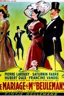 Le mariage de Mademoiselle Beulemans