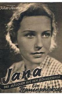 Jana, das Mädchen aus dem Böhmerwald
