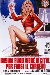 Rosina Fumo viene in città... per farsi il corredo
