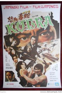 Kobra - smrt manekýnky