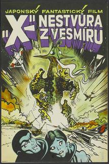 """""""X"""" - Nestvůra z vesmíru"""