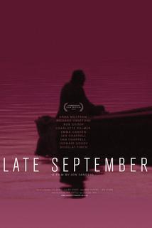 Late September  - Late September