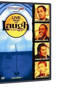 Live from the Laugh Factory: Vol 1