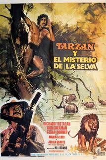 Tarzán y el misterio de la selva