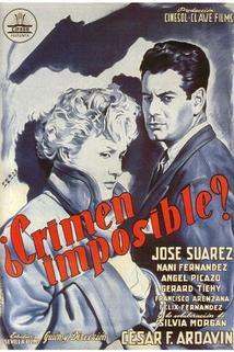 ¿Crimen imposible?