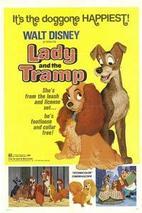 Plakát k filmu: Lady a Tramp