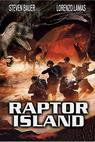 Raptor Island: Ještěři útočí