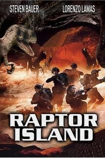 Raptor Island: Ještěři útočí  - Raptor Island