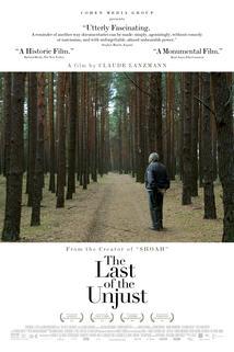 Le dernier des injustes  - Le dernier des injustes