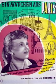 Ein Mädchen aus Paris