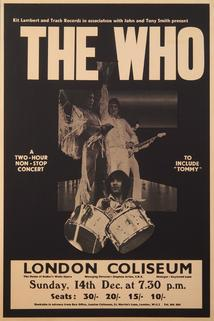 The Who at the London Coliseum 1969