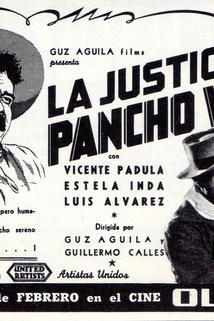 La justicia de Pancho Villa