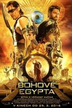 Plakát k filmu: Bohové Egypta