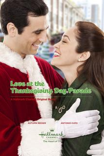 Love at the Thanksgiving Day Parade  - Love at the Thanksgiving Day Parade