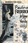 A Slave of Vanity (1920)