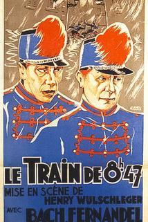 Le train de huit heures quarante-sept