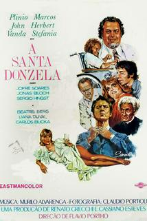 A Santa Donzela