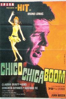 Chico, chica, ¡boom!