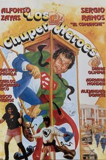 Los chuper heroes  - Los chuper heroes