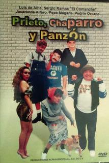 Prieto, chaparro y panzón