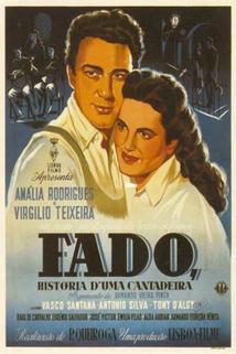 Fado, příběh zpěvačky