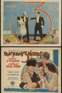 Don Juan's Three Nights