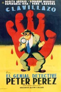 El genial Detective Peter Pérez  - El genial Detective Peter Pérez