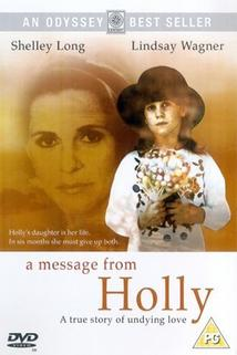 Zpráva od Holly