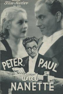 Peter, Paul und Nanette