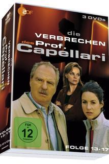 Případy profesora Capellariho: Ve vlastní věci