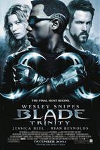 Plakát k filmu: Blade: Trinity